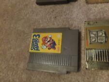 NES LOT Super Mario bros 3, Contra, The legend of zelda,  Zelda 2, Link