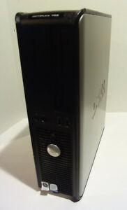 Dell Optiplex 755 Desktop PC (Intel Core 2 Duo 2.33GHz 1GB 80GB Win 10)