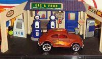 Hot Wheels Loose VW Bug (Brown Version)