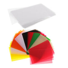 250pcs White Multicolor Translucent Tracing Paper  Sheets for Drawing