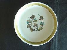 "Denby Shamrock   1 Bread & Butter Plate or Dessert Plate  6 5/8"""
