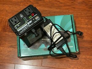 Paul C Buff Vagabond Mini Portable Flash Power Battery Pack Inverter Charger