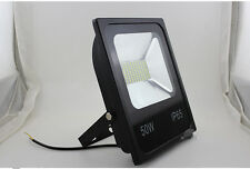 MEGA DISCOUNT!! 50W LED Flood Light FOCUS PURE COOL WHITE AC Waterproof Outdoor