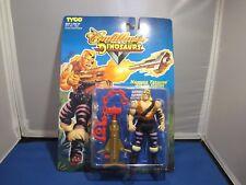 Cadillacs and Dinosaurs - Hammer Terhune -  MOC - 100% complete 1993 RARE