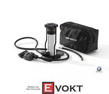 Genuine BMW Motorrad foot pump with digital manometer 71607715824 7715824