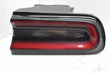 2015 DODGE CHALLENGER RIGHT PASSENGER USED LED TAILLIGHT SCRATCHED  68174068AC