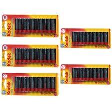AA Kodak Batteries 50 Extra Heavy Duty Strong Long Run Dura