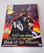 KUROSHITSUJI BOOK OF THE ATLANTIC Complete Anime Movie DVD Box Set