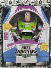 """DISNEY TOY STORY 4 Buzz Lightyear 12"""" Talking & Interactive Action Figure **NEW*"""
