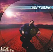 cd-album, SASH - Life Goes On