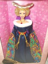 1994 Medieval Lady Barbie #12791. The Great Eras Collection Collector Edition.