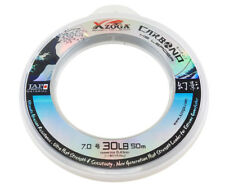 Xzoga Carbono HS Fishing Leader Ultra High Strength Line 30lb/50m 15kg Japan