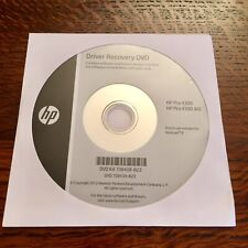 HP Driver Recovery DVD HP Pro 4300 Windows 8
