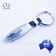 Chrome Key Ring Keyring Keychain Collectable Gift for MINI