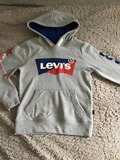Boys Levis Hoodie Age 6-8 Years