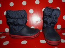 Crocs WINTER PUFF BOOT uk2 eu33/34 us J2 Kids Boys Girls Unisex Warm Snow