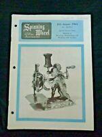Spinning Wheel 1964 Piano Restoration 1850's Sewing Machines Swiss Music Box Art