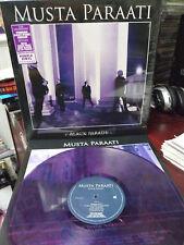 MUSTA PARAATI - BLACK PARADE LP Post Punk Goth Rock (Jyrki 69 eyes)