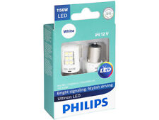 2x PHILIPS ULTINON 1156 WHITE 1156ULWX2 INTERIOR SIGNALING STOP TAIL BACKUP LED