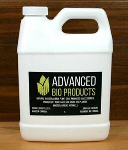 Natural Liquid Seaweed Fertilizer Concentrate - 1L Jug
