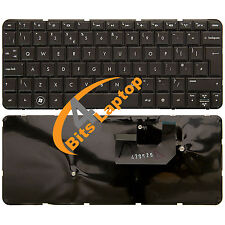 Genuine Netbook / Laptop Black keyboard UK FOR HP AENM3E00410
