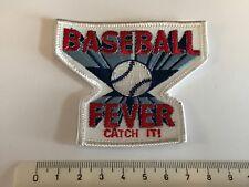 1a Aufnäher Patch Sport Baseball