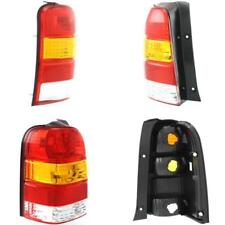 FO2818102C Tail Light for 01-07 Ford Escape CAPA Driver Side
