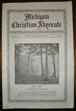 Michigan Christian Advocate - January 26, 1918 Issue