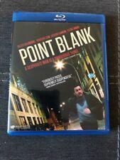 Point Blank (Blu-ray Disc, 2011) Like New