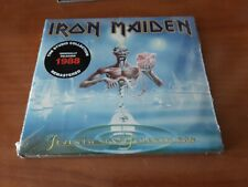 IRON MAIDEN seventh son of a seventh son(Remastered) Digipack CD(29th mar. 2018)