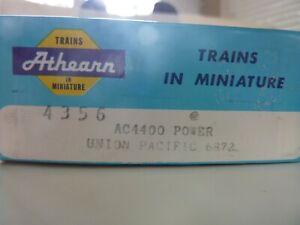 HO Atheran AC4400  Union Pacific #6872