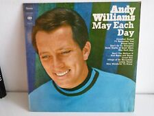 ANDY WILLIAMS May each day s62658