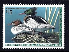 US SCOTT #RW61 - FEDERAL DUCK - MINT NEVER HINGED -  SCV $27.50