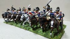 24 FRENCH NAPOLEONIC CUIRASSIERS - WARGAMES FOUNDRY? - JOE DEVER COLLECTION
