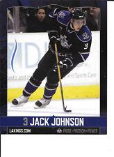 Hockey LA Kings #3 Jack Johnson