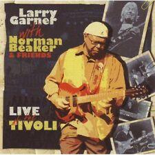 LARRY & BEAKER,NORMAN GARNER - LIVE AT THE TIVOLI   CD NEU