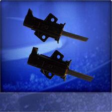 2x Kohlebürsten Motorkohlen für Bosch WAE28170EX//05 WAE284F0NL//05 WFO2060AU//13