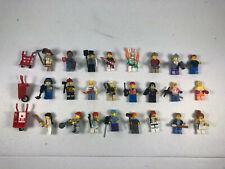 LEGO Minifigures Lot.   24 Minifigs!
