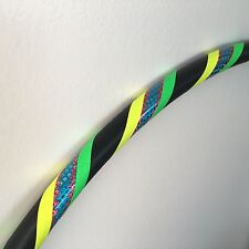 Weighted Fitness Hula Hoop with Exercise DVD and Bonus Sticker
