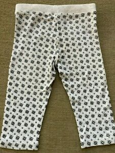 Jcrew Crewcuts Girl's Capri Leggings, size 6