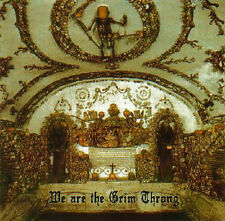 EXALTED We Are The Grim Throng CD