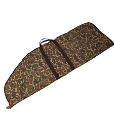 Bob Allen Compound Bow Soft Case Woodland Camo Camouflage Made in the USA vtg