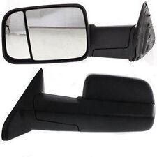 2012 Dodge Ram 1500 2500 3500 Pickup Left/Driver Side View Door Towing Mirror