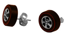 Hot Wheels Redline Earrings - A Super-Fun Item! Brightvision High Quality Parts