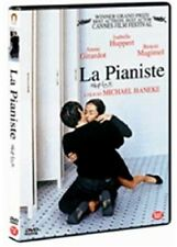 La pianiste (2001, Michael Haneke) 2disc  DVD NEW