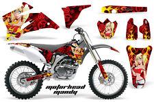 AMR RACING OFF ROAD MOTOCROSS DECAL GRAPHIC KIT YAMAHA YZ 250/450 F 06-09 MMR