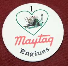 I Love Maytag Engines Button Hit & Miss