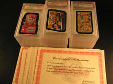 2005 Topps 2nd Ser. Wacky Packages Signature Series SET