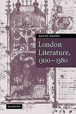 Cambridge Studies in Medieval Literature: London Literature, 1300-1380 57 by...