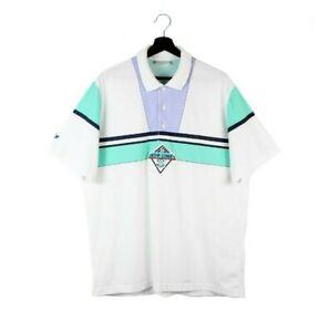 90s adidas Originals ATP Line vintage polo shirt tennis t-shirt tshirt tee OG